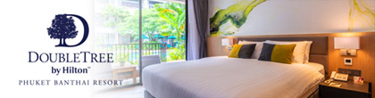DoubleTree Resort by Hilton Phuket Banthai Resort