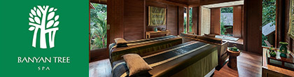Banyan Tree Spa and Gallery