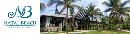 Natai Beach Resort and Spa