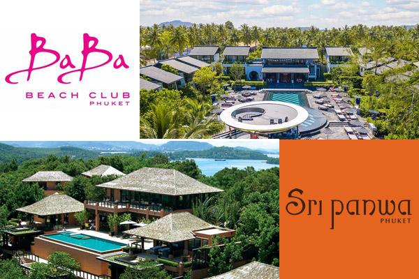 Sri panwa และ Baba Beach Club Open House 2019